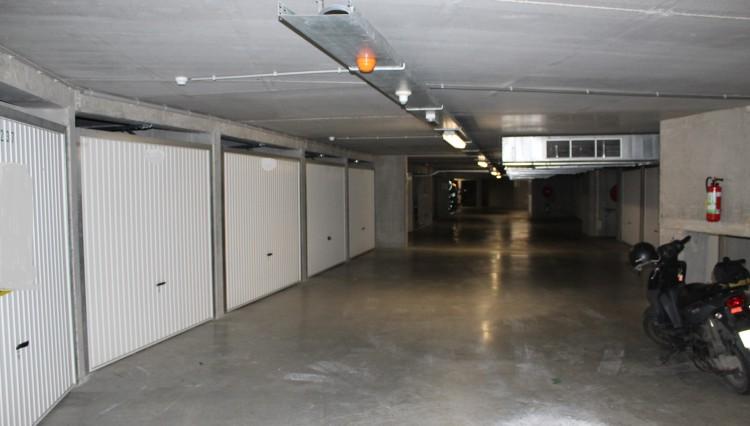 garage bewerkt